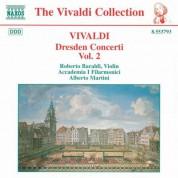 Vivaldi: Dresden Concertos, Vol.  2 - CD