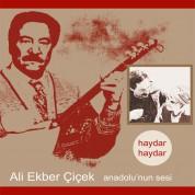Ali Ekber Çiçek: Anadolu'nun Sesi / Haydar Haydar - Plak