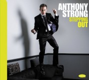 Anthony Strong: Stepping Out - CD