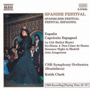 Slovak Radio Symphony Orchestra: Spanish Festival - CD