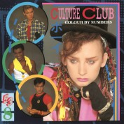 Culture Club: Colour By Numbers - Plak