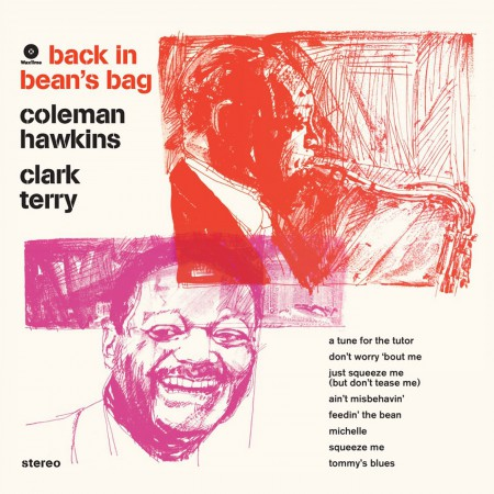Coleman Hawkins, Clark Terry: Back in Bean's Bag - Plak