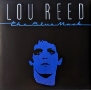 Lou Reed: The Blue Mask - Plak