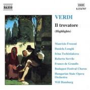 Verdi: Trovatore (Il) (Highlights) - CD