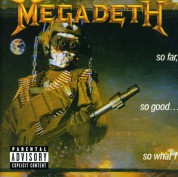 Megadeth: So Far, So Good, So What- Remixed & Remastered - CD
