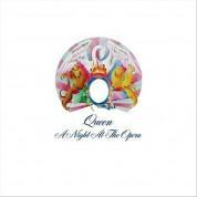 Queen: A Night At The Opera - Plak
