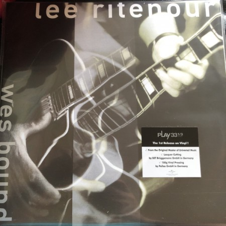 Lee Ritenour: Wes Bound - Plak