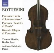 Thomas Martin: Bottesini Collection (The), Vol. 3 - CD