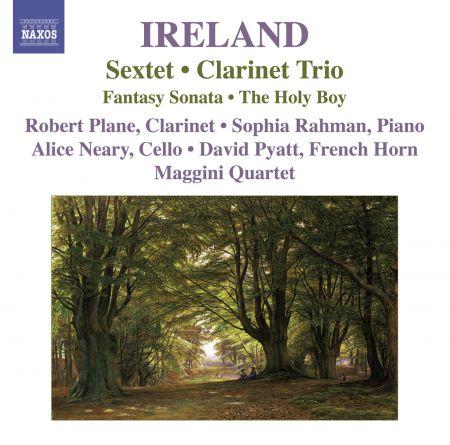 Robert Plane: Ireland: Chamber Music for Clarinet - CD