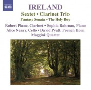 Robert Plane: Ireland: Chamber Music for Clarinet - CD