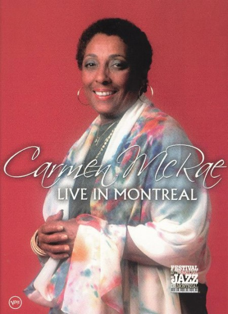 Carmen McRae: Live in Montreal - DVD