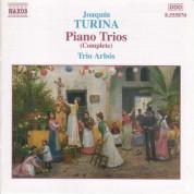 Turina: Piano Trios (Complete) - CD