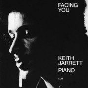 Keith Jarrett: Facing You - Plak