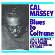 Calvin Massey: Blues To Coltrane - Plak