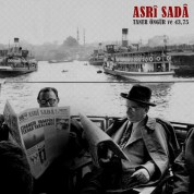 Taner Öngür: Asri Sadâ (Kırmızı Plak) - Plak