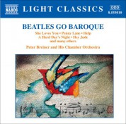 Peter Breiner: Beatles Go Baroque - CD