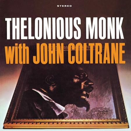 Thelonious Monk With John Coltrane + 1 Bonus Track! Limited Edition In Transparent Purple Colored Vinyl. - Plak