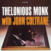 Thelonious Monk With John Coltrane + 1 Bonus Track! Limited Edition In Transparent Purple Colored Vinyl. - Plak