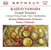 Russian Philharmonic Orchestra, Dmitry Yablonsky: Kazuo Yamada: Grand Treasure - CD