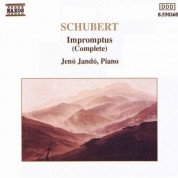 Jeno Jando: Schubert: Impromptus (Complete) - CD