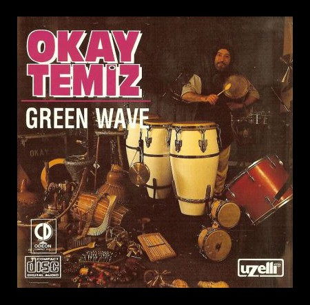 Okay Temiz: Green Wave - CD