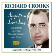 Richard Crooks: Neapolitan Love Song (Recordings 1924-1933) - CD