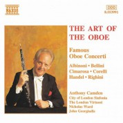 Anthony Camden: Oboe (The Art Of The) - Famous Oboe Concertos - CD