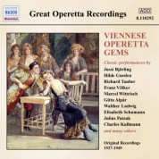 Viennese Operetta Gems (1927-1949) - CD