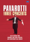 Luciano Pavarotti - The Three Concerts - DVD