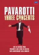 Luciano Pavarotti - The Three Concerts - DVD