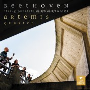 Artemis Quartet: Beethoven: String Quartets - CD