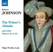Nigel North: Johnson: Lute Music - CD