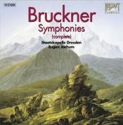 Staatskapelle Dresden, Eugen Jochum: Bruckner: Complete Symphonies - CD