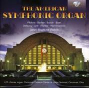 Jean-Baptiste Robin: The American Symphonic Organ - CD