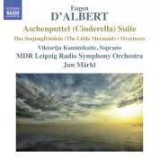 MDR Leipzig Radio Symphony Orchestra, Jun Märkl: D'Albert: Aschenputtel (Cinderella) Suite - CD