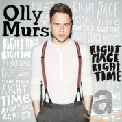 Olly Murs: Right Place Right Time - CD