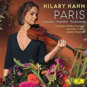 Hilary Hahn: Paris - CD