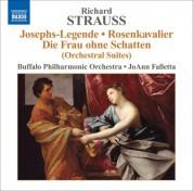 JoAnn Falletta: Strauss, R.: Rosenkavalier (Der) Suite / Symphonic Fantasy On Die Frau Ohne Schatten / Symphonic Fragment From Josephs Legende - CD