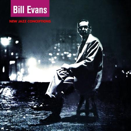 Bill Evans: New Jazz Conceptions + 6 Bonus Tracks! - CD