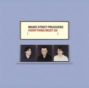 Manic Street Preachers: Everything Must Go - Plak