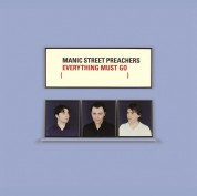 Manic Street Preachers: Everything Must Go - Plak