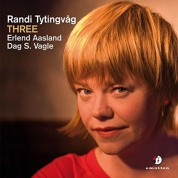 Randi Tytingvag: Three - CD