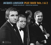 Jacques Loussier: Plays Bach Vols. 1 & 2 - CD