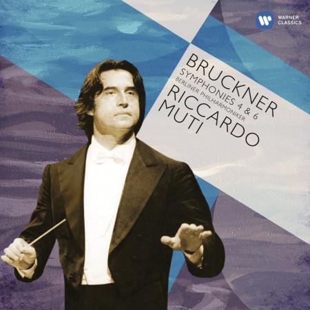 Berliner Philharmoniker, Riccardo Muti: Bruckner: Symphonies 4&6 - CD