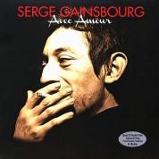 Serge Gainsbourg: Avec Amour - Plak