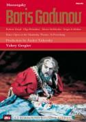 Kirov Opera & Orchestra of The Mariinsky Theatre, Olga Borodina, Alexei Steblianko, Sergei Leiferkus, Mikhail Kit, Valery Gergiev: Mussorgsky: Boris Godunov - DVD