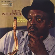 Ben Webster: The Warm Moods - Plak