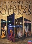 Çeşitli Sanatçılar: The World's Greatest Operas - DVD