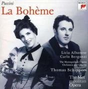 Carlo Bergonzi, Licia Albanese, Thomas Schippers, The Metropolitan Opera Orchestra and Chorus: Puccini: La Boheme - CD