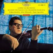 Wolfgang Schneiderhan, Berliner Philharmoniker, Eugen Jochum: Beethoven: Concerto for Violin and Orchestra - Plak